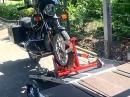 MC-Selfloader - Motorrad ohne fremde Hilfe verladen!