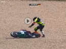 Motorplatzer & Crash Fifty#73 bei Oschersleben (8H) FIM Endurance WM 2016