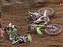 Motorrad Abflüge: AMA Supercross Crashes - Schön wenn der Schmerz nachlässt