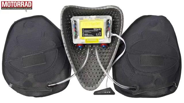 motorrad airbag lederkombi alpinestars tech air race demo. Black Bedroom Furniture Sets. Home Design Ideas