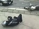 "Motorrad Airbag ""Hit-Air"""