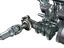 Motorrad Antrieb am Beispiel der Yamaha Vmax VMX17