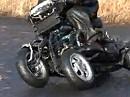 Motorrad, Auto oder was? Die 4MC von Nick Shotter