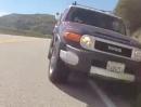 Motorrad Beinah Unfall: Auto, Gegenfahrbahn, Kurve, Kombi eingenässt, Great Save, Vollidiot