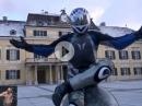 Motorrad Bundespräsident 2016 Bewerbungsvideo LA76 - Geile Idee