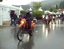 Motorrad Corso der BMW Motorrad Days 2011