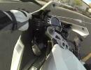 Motorrad Crash - Aufgemerkt: Kalte Reifen und kein Grip - dann rappelts. Tour beendet