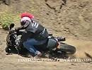 Motorrad Crash GSX-R 750: In der Kurve aufgemacht, und dann? Ein weiteres Snake Schicksal