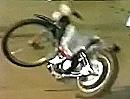 "Motorrad Crash: ""Killer Bike"" Motorrad rastet aus..."