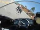 Motorrad Crash: Mit Yamaha R1 in Vordermann geknallt - Gepennt!