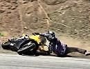 Motorrad Crash R6: Liegst Du in der Snake im Dreck, ist der Spass am biken weg!