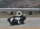 Motorrad Crash Snake ZX-6R - Warum?! Speed wars nicht!