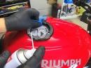 Motorrad Detailling - Schafft man den Neuzustand? Motorradaufbereitung (4/4) Chain Brothers