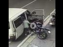 Dreckspack: Motorrad Diebstahl in 15 Sekunden - unglaublich :-(