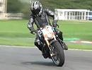 Motorrad-Drift: Mathieu Martelet aka Mekatrix, Meister des quertreibenden Vortriebs