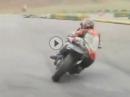 Motorrad extrem: Mad Riders onboard - Durchgeknallte beim spielen auf der Kartbahn