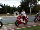 Motorrad Fahrrad - Kein Führerschein? Lappen in Flensburg?