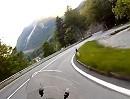 Motorrad Feierabendrunde Oberbayern: Holzkirchen, Dietramszell, Bad Tölz zum Kesselberg
