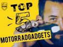 Motorrad Gadgets Top5 - Ride smart - sicher unterwegs mit Jens Kuck