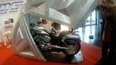 Motorrad Garage auf der Intermot