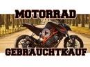 Motorrad Gebrauchtkauf - Darauf ist zu achten! von ChainBrothers