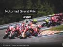 Motorrad Grand Prix Kalender 2021 mit 13 mega Fotos in DIN A3