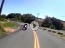 Motorrad Highsider: Fällt er, oder fällt er nicht?