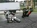 Motorrad Highsider: Wenn die Harley nit will, dann will sie nicht!
