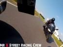 Motorrad Leidenschaft mit Freunden - Mr.X Street Racing Crew