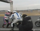 Motorrad Le Mans-Start: Bitte das RICHTIGE Motorrad benutzen!