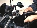Motorrad Lenkerenden anbauen und wechseln - Louis Tutorial