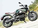 Motorrad Moto Guzzi Griso 8V SE 2011 Review