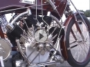Motorrad Nachbau Torpedo V4 1909 - Handwerkskunst vom Feinsten - Genial!