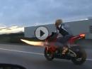 Motorrad Raketen Basis: Brüller für Silvester Unglaublich was es alles gibt