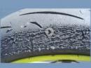Motorrad Reifenbild bei Fahrwerks Geometrie Problemen von Dave Moss