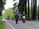 Motorrad Saisonbeginn mit QuickShift - Top Video wie immer (Red.)