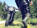 Motorrad Sommer, Ferien Impressionen - Super Video zum entschleunigen