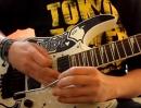 Motorrad Sound mit E-Gitarre - hört sich geil an