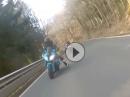 Motorrad Speed mit Materialverlust: Crash, Fails, Wheelies