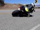 Motorrad Streetracing in Zeitlupe - sehr geile Aufnahmen von der Snake