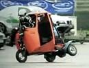 Motorrad Stunt Compilation mit Didi Bizzarro - geht gut vorwärts