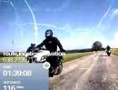 Motorrad Tour Tracker App 2012 von BMW Motorrad: Touren, tracken, teilen