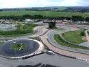 MOTORRAD-Training Sachsenring von oben