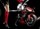 Motorrad und Fußball - Castrol Power 1 Commercial