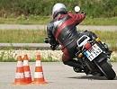 Motorrad- und Quadslalom Kronau 2012
