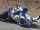 Motorrad Unfall Snake Compilation. Hier haut sich halb Kalifornien aufs Maul.