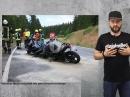 Motorrad Unfall Statistiken. So gefährlich ist Motorradfahren in Zahlen