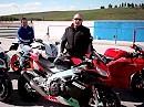 Motorrad Vergleichstest BMW S1000RR vs Ducati 1198SP vs KTM RC8R vs Aprilia RSV4 Factory APRC vs MV Agusta F4 1000R