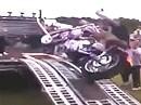 Motorrad Verladen: ICH mach das, ist mein Heiligtum, darf nix passieren Grmmpf