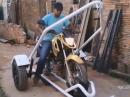 Motorrad verladen und entladen - Genial einfach, einfach genial